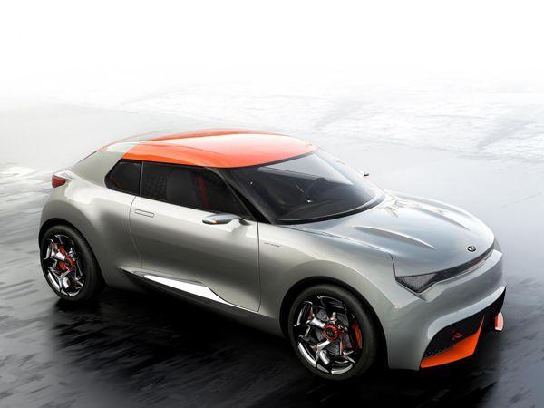 เผยโฉมรถต้นแบบ Kia Provo เตรียมเจาะตลาดรถครอสโอเวอร์ขนาดย่อม