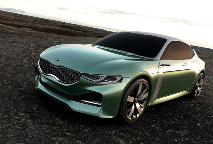 เกียจะเปิดตัวรถสปอร์ตซีดานขับเคลื่อนล้อหลังในปีหน้า