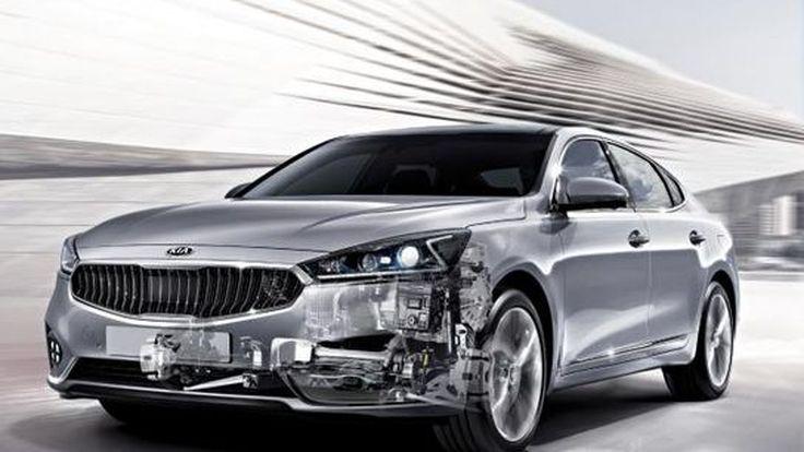 Kia เปิดตัวเกียร์อัตโนมัติ 8 สปีดสำหรับรถขับเคลื่อนล้อหน้ารุ่นใหม่