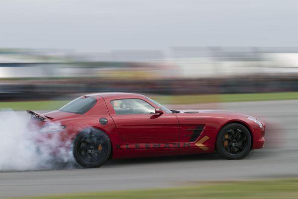 Kleemann ยัดซูเปอร์ชาร์จ เติมพลัง Mercedes-Benz SLS AMG