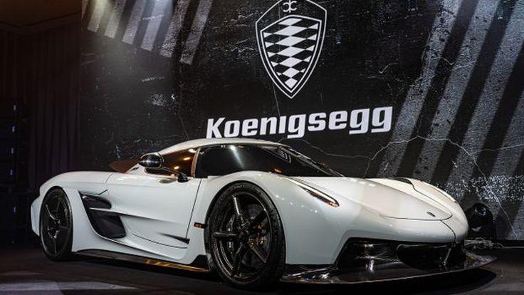 """สุดยอด Hyper Car """"Koenigsegg""""  เผยโฉมครั้งแรกในไทยรวม 2 คัน 3,000 กว่าแรงม้า"""