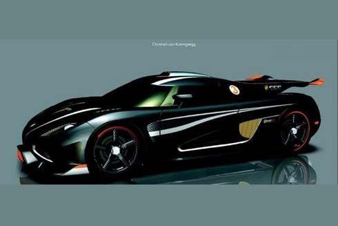 Koenigsegg Agera 1,400 แรงม้า หนึ่งเดียวในโลก สั่งผลิตพิเศษโดยลูกค้าชาวจีน