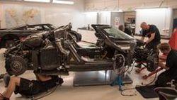 Koenigsegg โทษระบบเบรกเอบีเอสทำ One:1 ชนยับในเนอร์เบิร์กริง