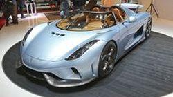 Koenigsegg แย้มสร้างรถพลังงานไฟฟ้าพันธุ์โหด
