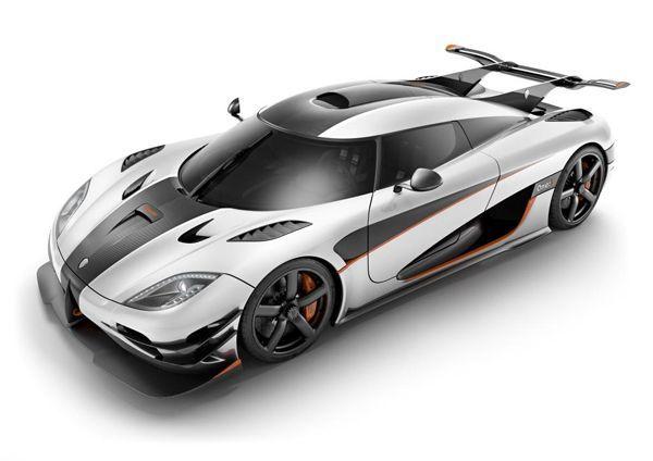 """เผยโฉมหน้ารถ """"เมกะคาร์"""" คันแรกของโลก Koenigsegg One:1 พลัง 1,341 แรงม้า"""