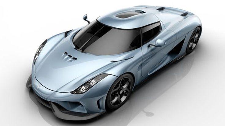 [Geneva] โหดกว่านี้มีมั้ย? Koenigsegg Regera ทะยาน 0-100 ใน 2.8 วินาที