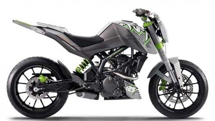 KTM กระตุ้นต่อมอยากขาโจ๋ ปล่อยคลิปวิดีโอทีเซอร์ Streetbike 125 cc โชว์ความคืบหน้า