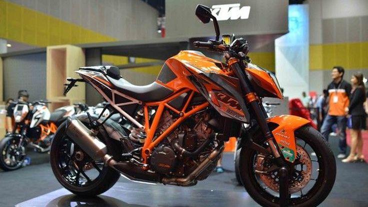 [TIME2014] KTM ฉลองแชมป์ผู้ผลิต Bigbike ยุโรป สูงสุดในโลก เตรียมเปิด 2 รุ่นพิเศษ ในงาน Motor Expo 2014 นี้