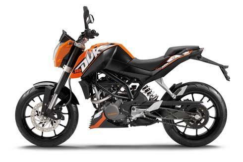 ใหม่ KTM 125 Duke ปี 2011 มอเตอร์ไซค์สูบเดียว 125 cc เจาะกลุ่มตลาดวัยรุ่นทั่วโลก