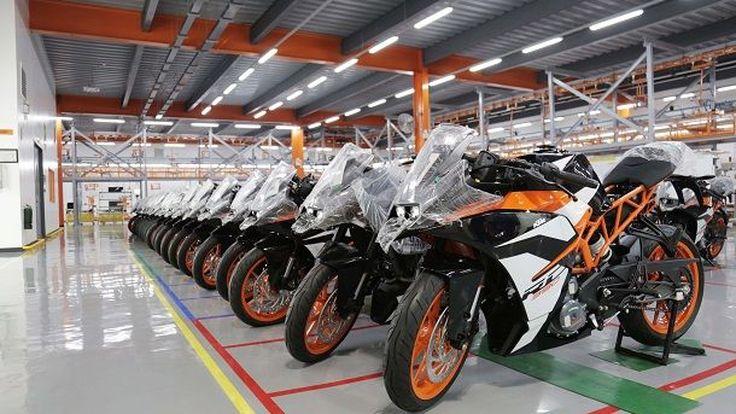 KTM เปิดโรงงานใหม่ในฟิลิปปินส์ กำลังการผลิต 1 หมื่นคันต่อปี เจาะตลาดอาเซียน