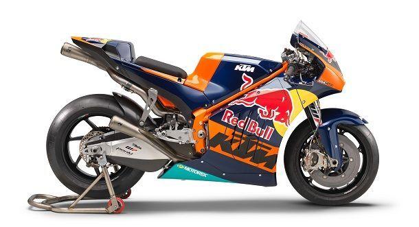 KTM วางเป้าขาย RC16 ตัวแข่ง MotoGP ในช่วงปี 2018
