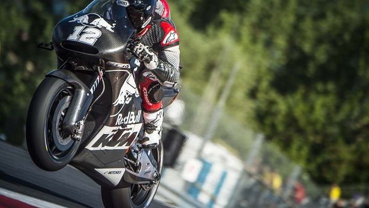 KTM RC16 เผยโฉมกลางเดือนสิงหาคม คว้า Wild Card ลงหวด MotoGP สนามสุดท้ายของฤดูกาล 2016