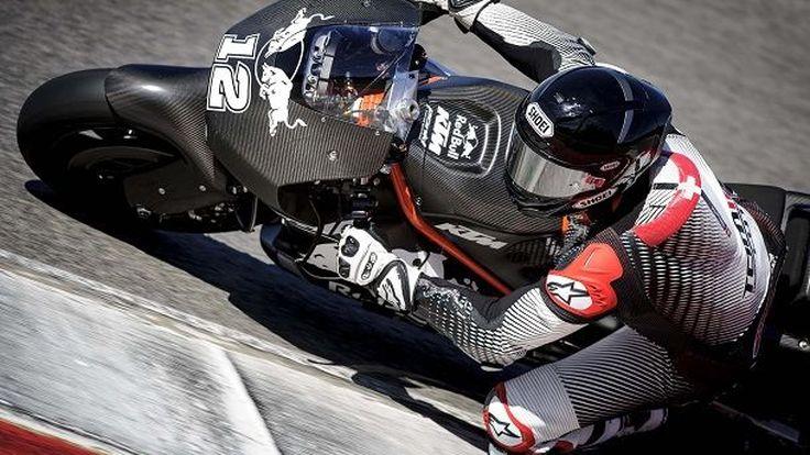 KTM RC16 ตัวแข่งโมโตจีพี 270 แรงม้าลงหวดเก็บข้อมูลที่สนาม Mugello