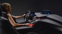 [LA Auto Show 2016] Acura Precision Cockpit ห้องโดยสารต้นแบบแห่งอนาคต