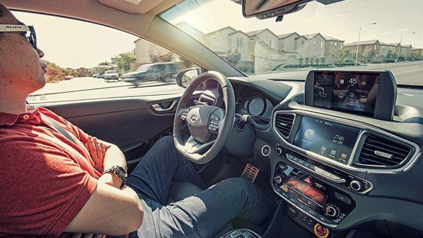 [LA Auto Show 2016] Hyundai พัฒนา Ioniq รุ่นต้นแบบขับขี่อัตโนมัติแบบโลว์คอสต์