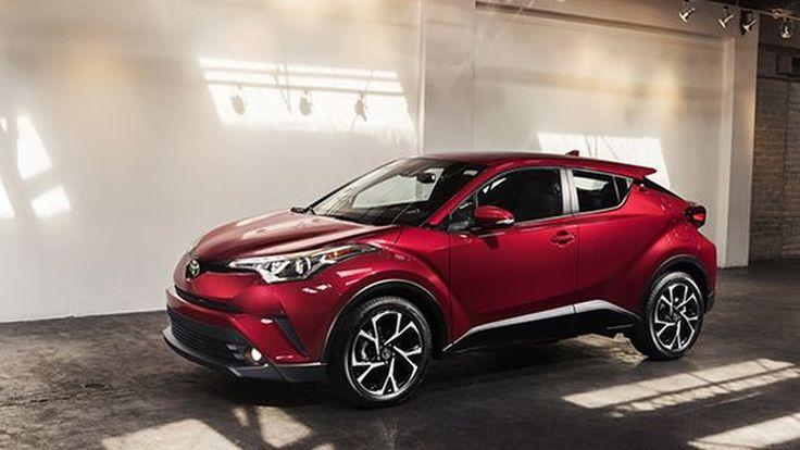 [LA Auto Show 2016] Toyota เปิดตัว C-HR ลุยตลาดอเมริกาเหนือ