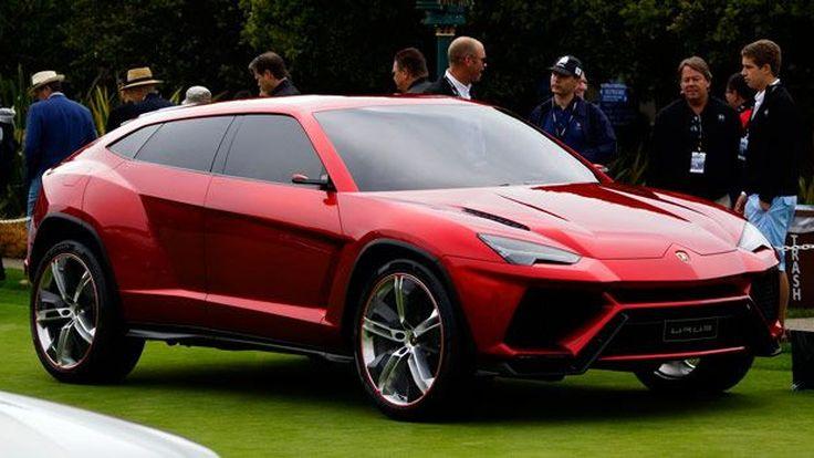 Lamborghini ประกาศ Urus รถ SUV คันแรกของค่ายกระทิง จะมาปี 2017