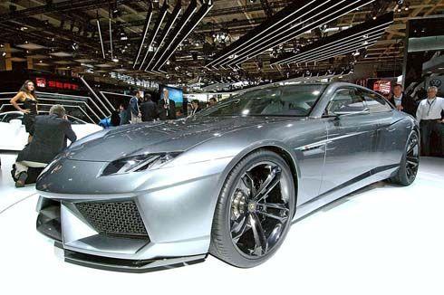 Lamborghini พับโครงการ SUV ให้โอกาส Estoque จับตา Aston Martin Rapide