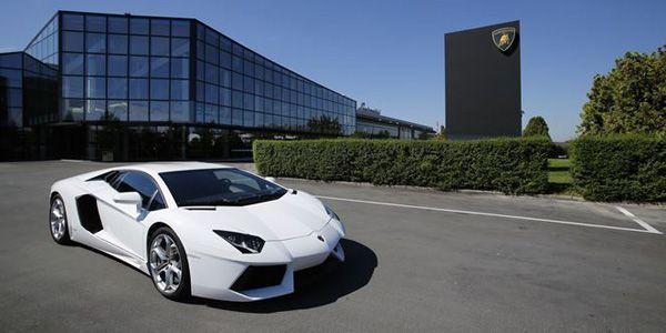 Lamborghini สร้างรายได้สูงเป็นประวัติการณ์ ชี้ Aventador กระตุ้นการเติบโต