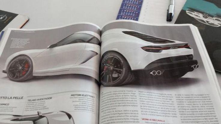 หลุดอีกรอบ Lamborghini Asterion อาจมาพร้อมพลังไฮบริด 900 แรงม้า