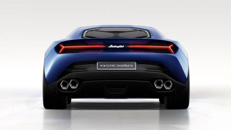 เปิดข้อมูลการทำงานระบบไฮบริด 910 แรงม้าของ Lamborghini Asterion