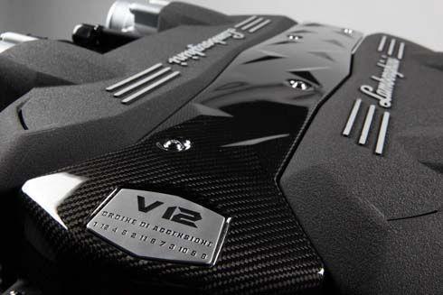 Lamborghini เปิดตัวเครื่องยนต์ใหม่ V12 700 แรงม้า เตรียมใช้กับ Aventador