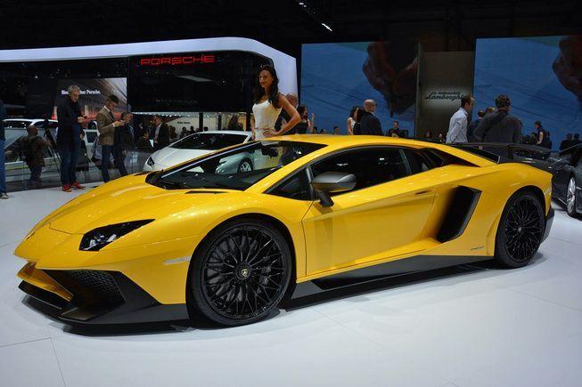 Lamborghini คอนเฟิร์มแผนทำตลาด Aventador Superveloce รุ่นเปิดหลังคา