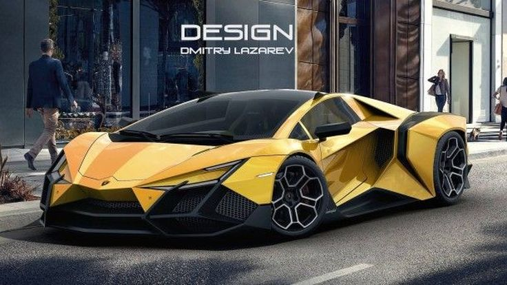 มาอีกคันแล้ว Lamborghini Forsennato คอนเซปต์ไฮเปอร์คาร์รุ่นใหม่จากนักออกแบบชื่อดัง