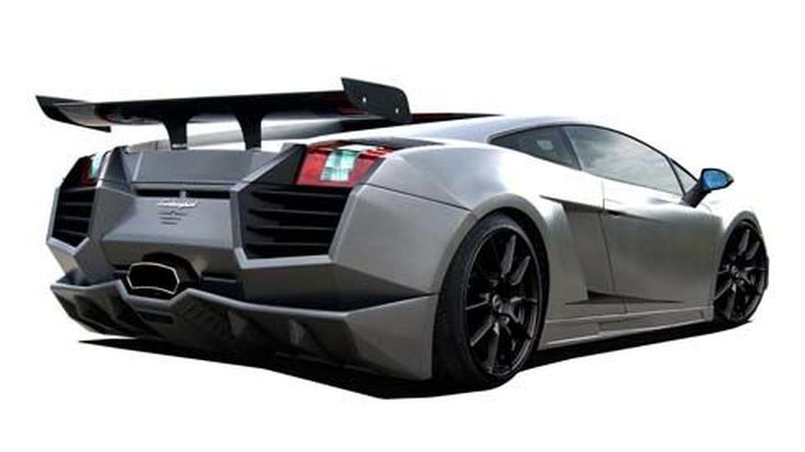 Lamborghini Gallardo ในชุดแต่งบอดี้จาก Cosa Design เพิ่มพลังม้าอีกนิดเป็น 533 ตัว