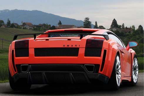 Lamborghini Gallardo Invidia รถแต่งจาก Amari Design แรงจี๊ดโดนใจที่ 740 แรงม้า