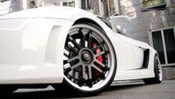 Lamborghini Gallardo White Edition แต่งทรมานใจคนไม่มีจะขับโดย Anderson Germany