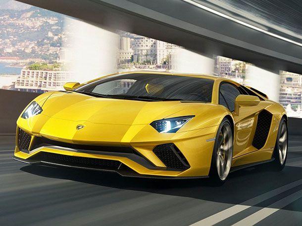 Lamborghini สร้างสถิติยอดขายสูงเป็นประวัติการณ์ในปี 2016