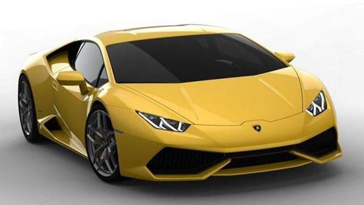 ขายดีสุดๆ Lamborghini Huracan มียอดจองแล้ว 700 คัน เตรียมเปิดตัวเดือนหน้า