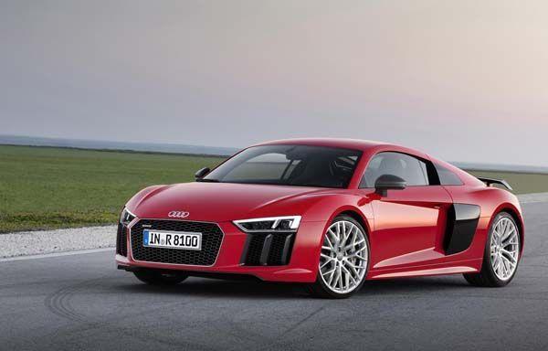 Lamborghini Huracan และ Audi R8 จะใช้ขุมพลัง 5 สูบสำหรับตลาดเอเชีย