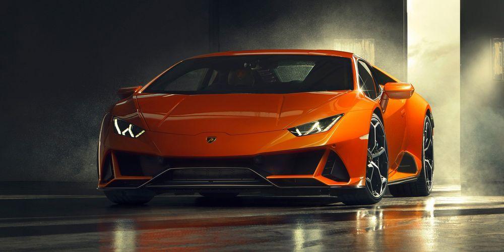 เร็วยิ่งกว่าเดิม 2020 Lamborghini Huracan EVO ใหม่เปิดตัวที่ 631 แรงม้า พร้อมขับเคลื่อนล้อหลัง