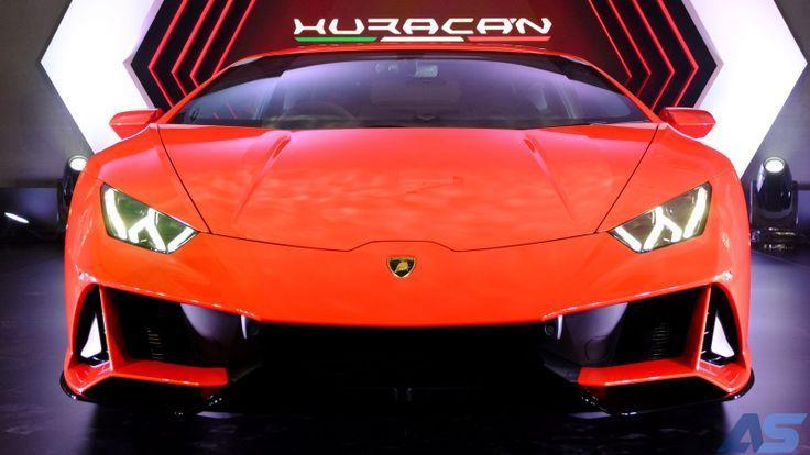 """Lamborghini Huracan EVO"" เผยโฉมในประเทศไทย  อัดแน่นไปด้วยเทคโนโลยี"