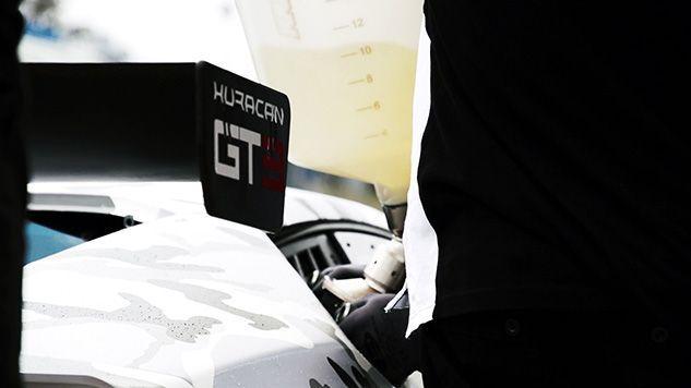 Lamborghini ส่งวีดีโอทีเซอร์ Huracan GT3 ก่อนเปิดตัวต้นปีหน้า