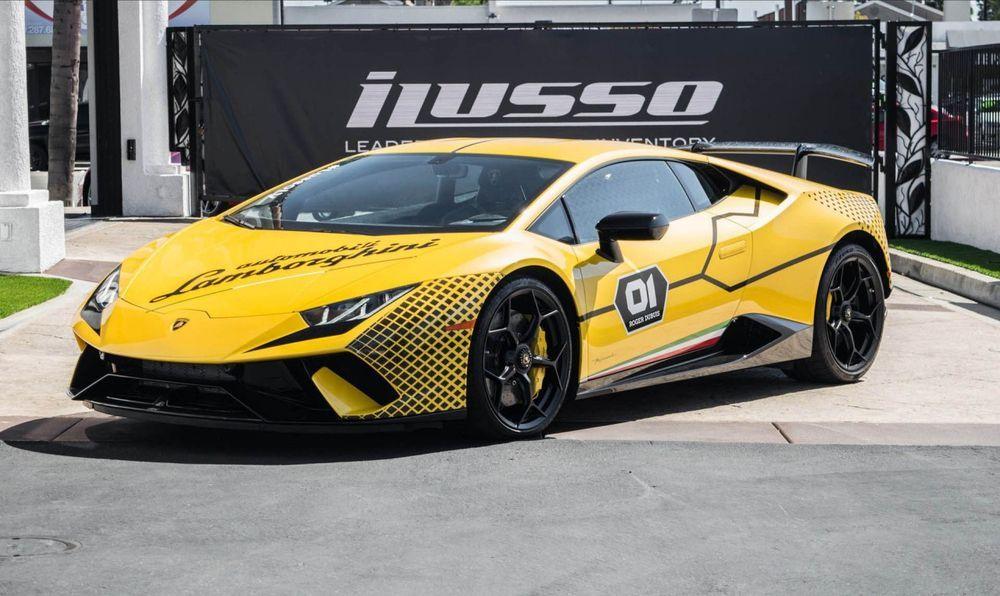 เปิดตัวไม่นานเจอในตลาดมือสองแล้ว Lamborghini Huracan Performante กับค่าตัว 3.15 แสนเหรียญ หรือราวๆ 9.8 ล้านบาทไทย