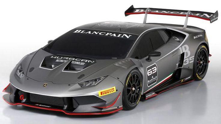เปิดตัวจริง Lamborghini Huracan Super Trofeo แรงม้าเพิ่ม 10 ตัว ลดน้ำหนักลง 151 กก.