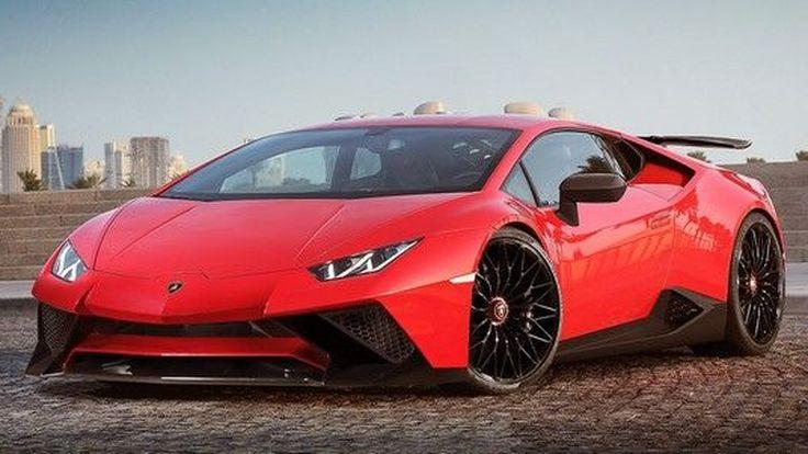 ชมภาพที่คาดว่าจะเป็น Lamborghini Huracan Superleggera ซูเปอร์คาร์รหัสแรง รุ่นใหม่ขวัญใจขาจี๊ด