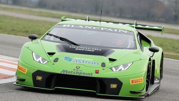 Lamborghini ซุ่มพัฒนา Huracan ขับเคลื่อนล้อหลังสองเวอร์ชั่น