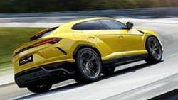 Lamborghini ยืนยันไม่ทำรถเอสยูวีเล็กกว่า Urus