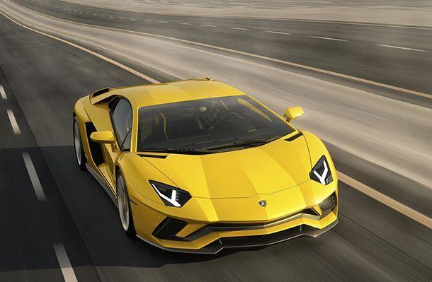 Lamborghini ยืนยันขุมพลังวี12 ไม่มีระบบอัดอากาศยังคงอยู่ต่อไป
