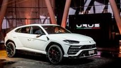 มาถึงเอเชียแล้ว !! Lamborghini Urus กับการเปิดตัวครั้งแรก ณ ประเทศสิงคโปร์