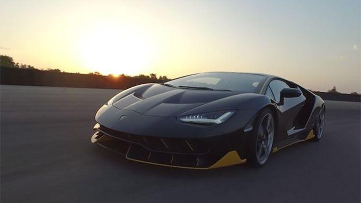 เจ้าหน้าที่ยืนนิ่งดูดาย Lamborghini Murcielago ชนเสาไฟฟ้าก่อนลุกไหม้แทบวอดทั้งคัน (ชมคลิป)