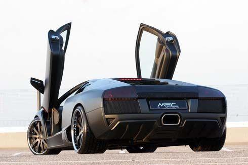 Lamborghini Murcielago LP640 Yeniceri Edition ซุปเปอร์คาร์แต่งตีนตุ๊กแก โดย Unicate