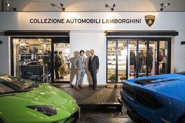 Lamborghini เปิดโชว์รูมใหม่ใจกลางกรุงโตเกียว ไม่เน้นขายรถซูเปอร์คาร์