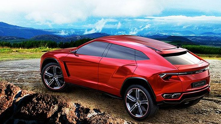 Lamborghini จดเครื่องหมายการค้าชื่อ Urus ก่อนเปิดตัวจริงเดือนธันวาคมนี้