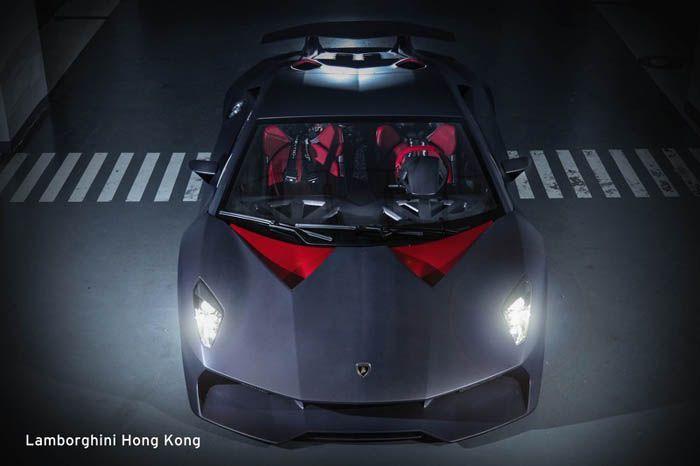 ชม Lamborghini Sesto Elemento ซูเปอร์คาร์รุ่นพิเศษส่งมอบให้ลูกค้าในฮ่องกง