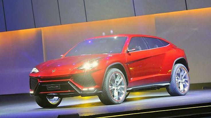 Lamborghini หวังใช้รถเอสยูวีดึงดูดลูกค้าผู้หญิงมากขึ้น